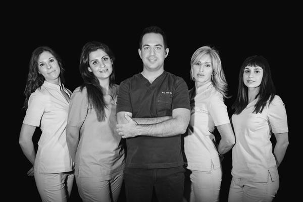 Derma Laser Clinic, team del dott. Alessandro Dalla Vedova